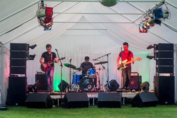 Simon McBride Band