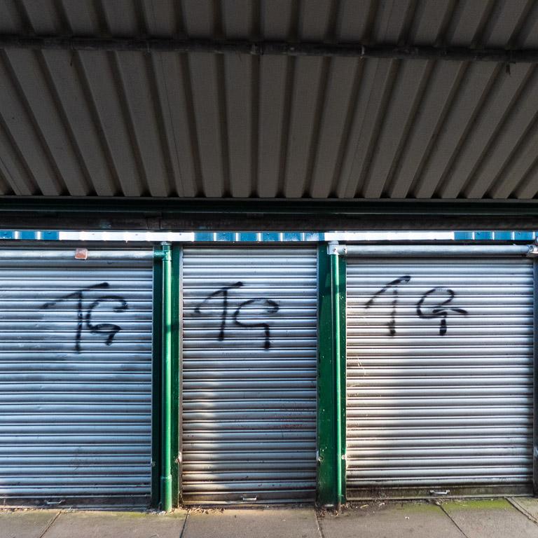 17 Gareth Graffiti